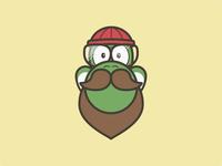 Hipster Yoshi