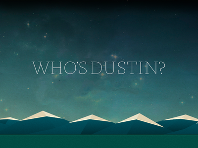 WhosDustin 2.0