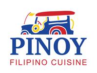 Concept Logo flat design flat art illustration basic designer food cuisine filipino branding clean vector design logodesign logo design logo
