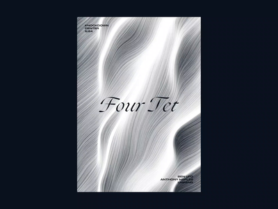 Animated Poster - Four Tet