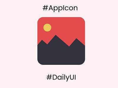 App icon Design adobe xd ui minimal figmadesign figma design adobe illustrator ux illustration icon