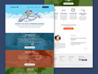 Supertics web design