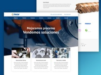 Imcar Home page