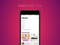 31b vector iphone 7 plus