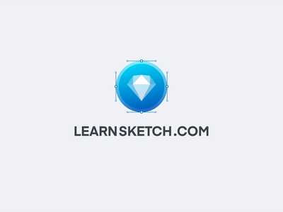 LearnSketch.com 2020 Animation typography design logo gif animation sketch
