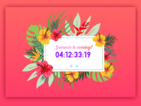 Daily UI challege_014 Countdown