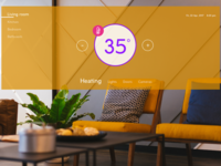 Daily UI challege_021 Home Monitoring