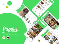 Papa's Garden app