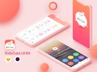 KidsCare UI Kit