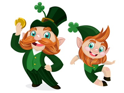 Disney's Gnometown: Characters (St. Patty's)