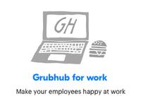 Grubhub - Illustration for Email