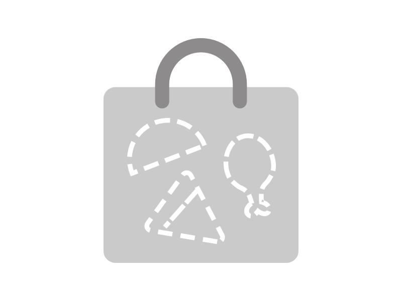 Eat24 - Empty Bag cart bag empty delivery food eat24 app sketch state end vector illustration
