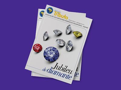 Revista Tributo graphic design magazine design magazine revista editorial design editorial