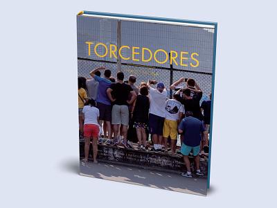 Torcedores graphic design editorial design editorial book design book cover book