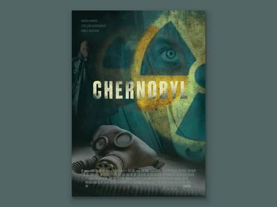 Poster design Chernobyl print design print poster design poster