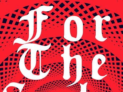 For The Sake Of Making Art print poster digital art graphic design