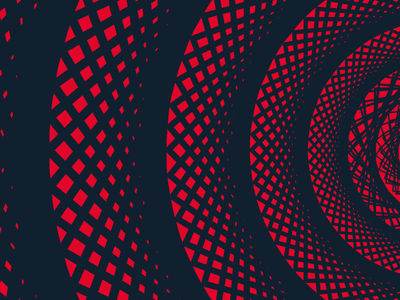 Spiral print poster digital art graphic design