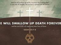 Jesus Christ: Death Swallower