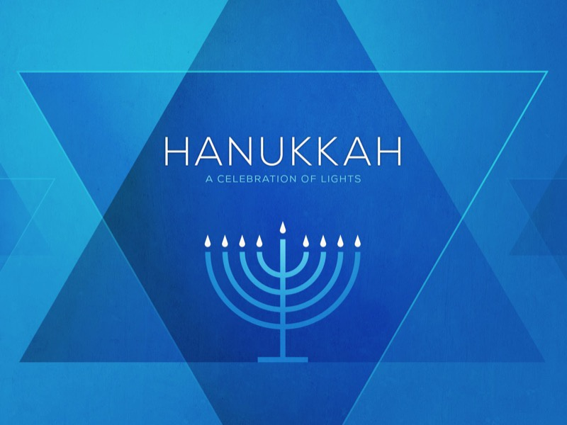 """Hanukkah"" Sermon Art sermon art sermon menorah star of david hanukkah"