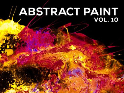 Abstract Paint, Vol. 10