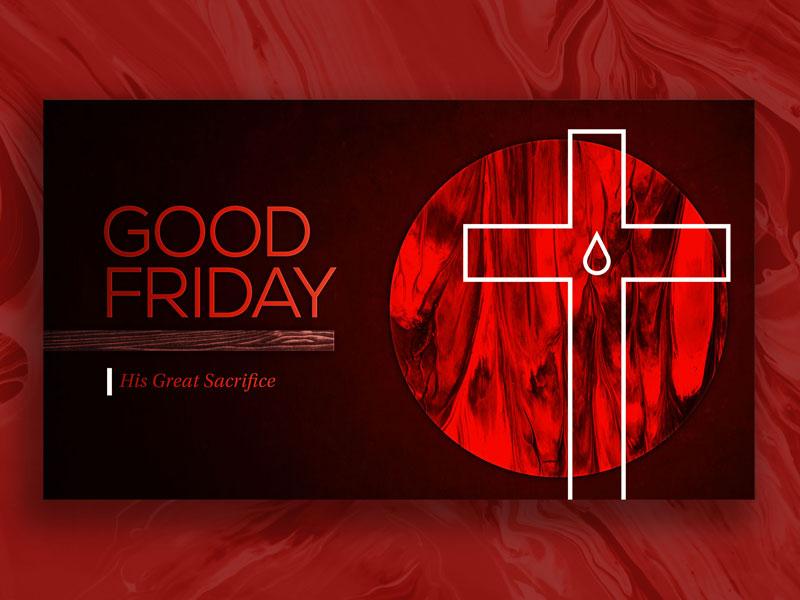 Good Friday cross death good friday sermon art sermon church bible resurrection crucifixion jesus easter holy week