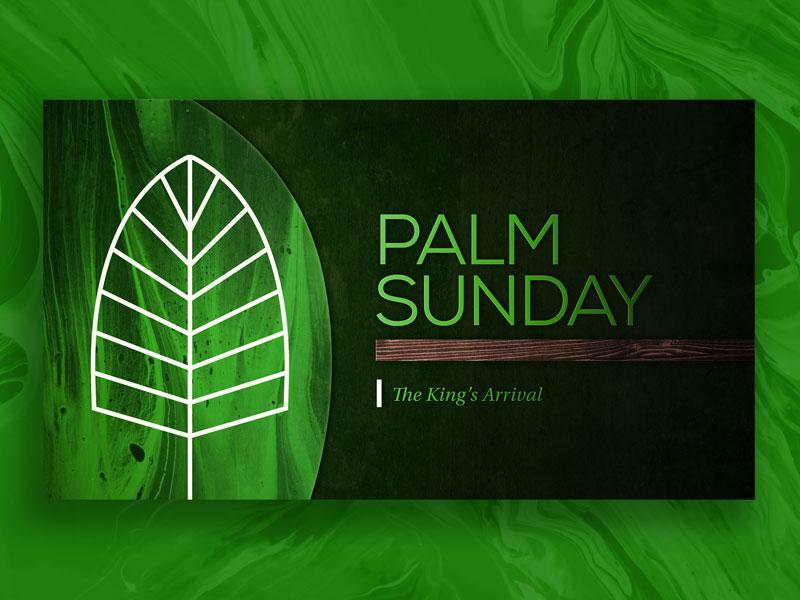 Palm Sunday palm sunday sermon art sermon church bible resurrection crucifixion jesus easter holy week