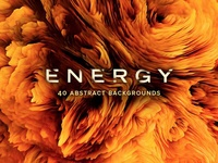 Energy, Vol. 1: 40 Abstract Backgrounds