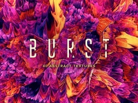 Burst: 40 Abstract Paint Textures
