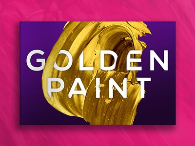 Stock Cartel Golden Paint