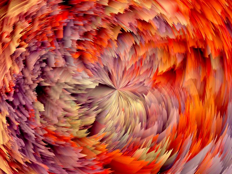 Radiate generative art generative abstract 3d 3d abstract