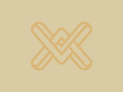 Logo Ideation = Shapes wip logo icon