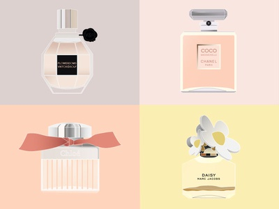 Favourite Scents