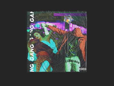 Album Cover cd cover design hiphop dark album cover rap