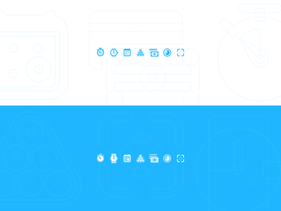 Refining some dinky UI elements. ui small drawn avatar illustration icons