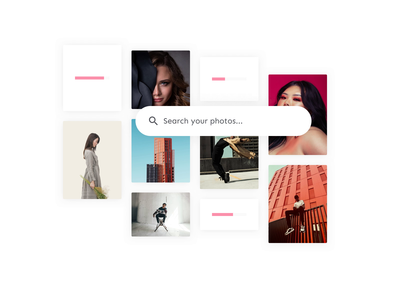 Bokeh - Curate your gallery gallery curate waitlist landing page homepage photography portfolio photographer photos bokeh
