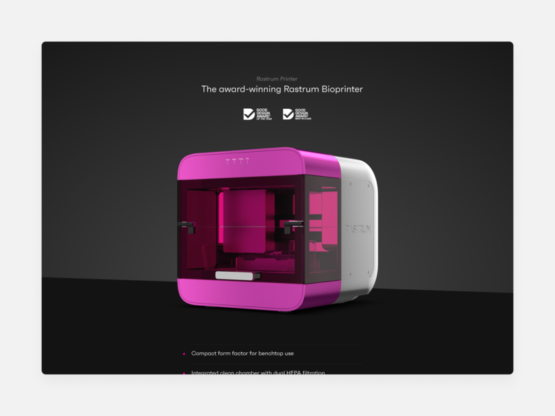 Inventia Printer revolutionise 3d cell biology inventia printing printer bioprinting life science future technology
