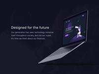 Designed for the future