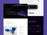 Baraja Website Design
