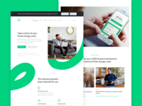 Brighte Homepage Redesign