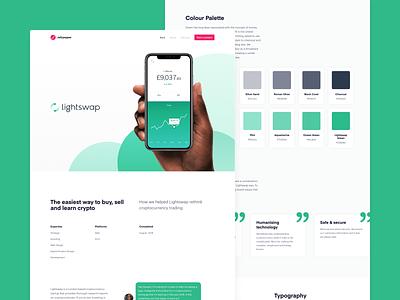 Jellypepper - 2019 Case Studies website design studio agency case study redesign rebrand website jellypepper