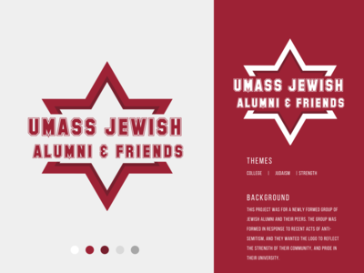 University Alumni Group Logo organization college alumni jewish branding logo university