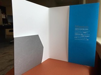Chamber Pocket Folder