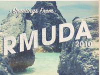 Postcard   Bermuda