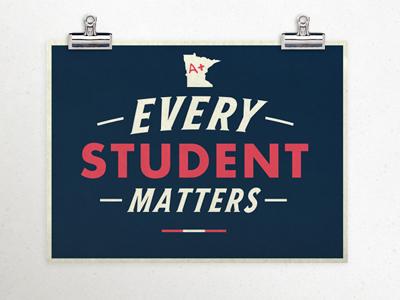 Students matter dribbble