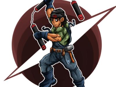Worker guy cartoon drawing logos character mascot draw illustration illustrator