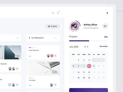 Task Manager Dashboard task list creative cool clean portfolio ux ui uxdesign webdesign team member dashboard design dashboard trello task
