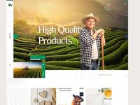 Farm ui design