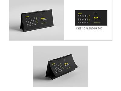 Desk Calendar Design creative design new design creative concept illustration design