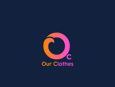 Our Clothes grapique graphics logos logo