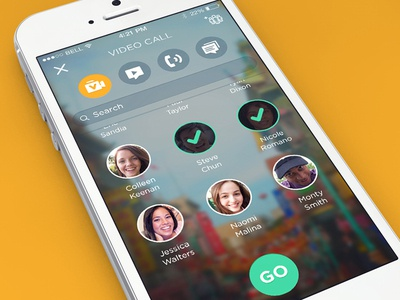 ooVoo - Build Call (Tap, Tap, Go)
